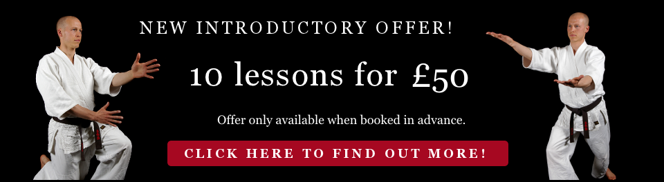 10 Lessons for £40