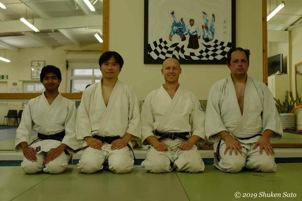 Eiryukan Aikido – Lincoln   Aikido and Martial Arts Club